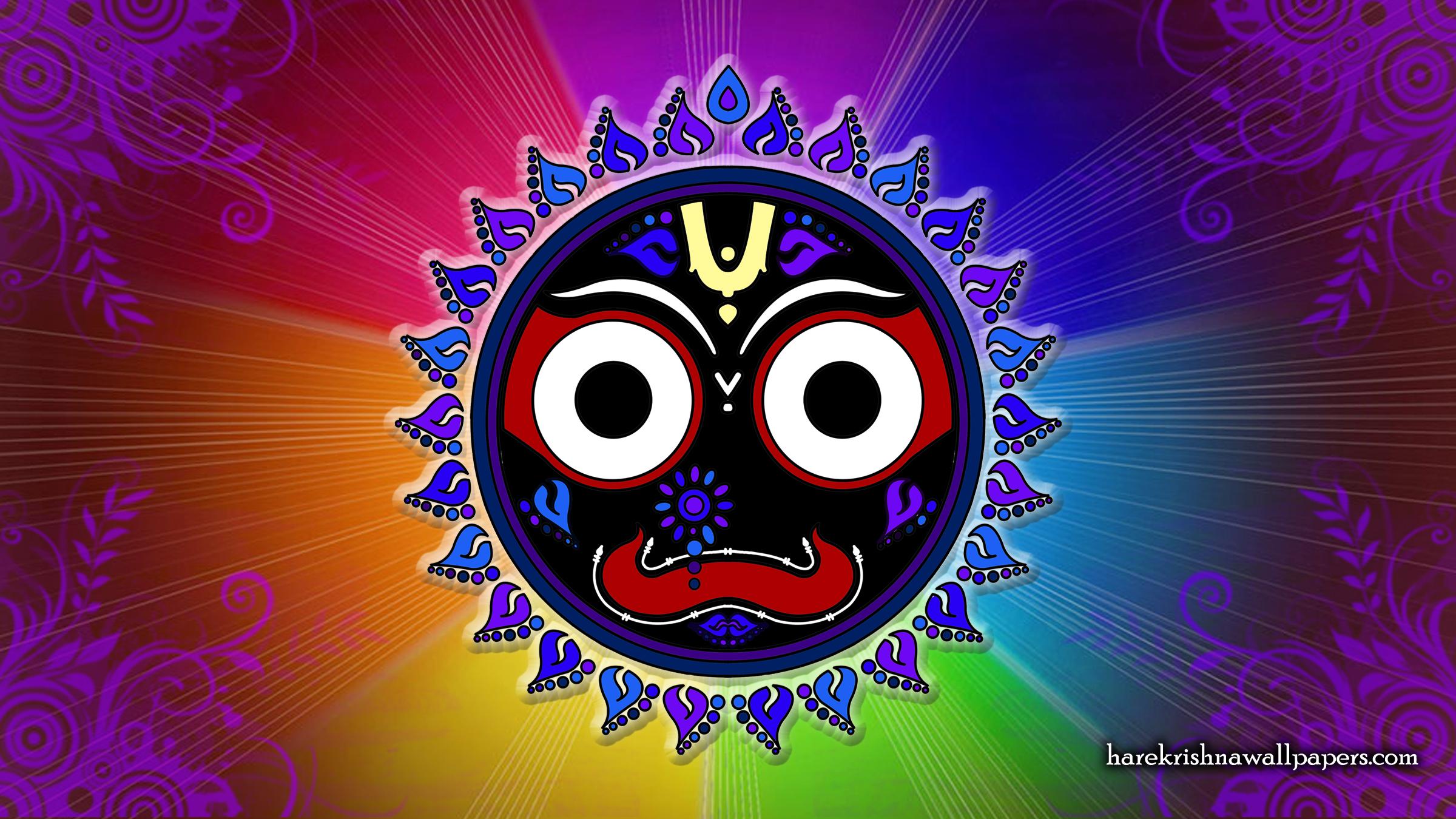 Jai Jagannath Wallpaper (059) Size 2400x1350 Download