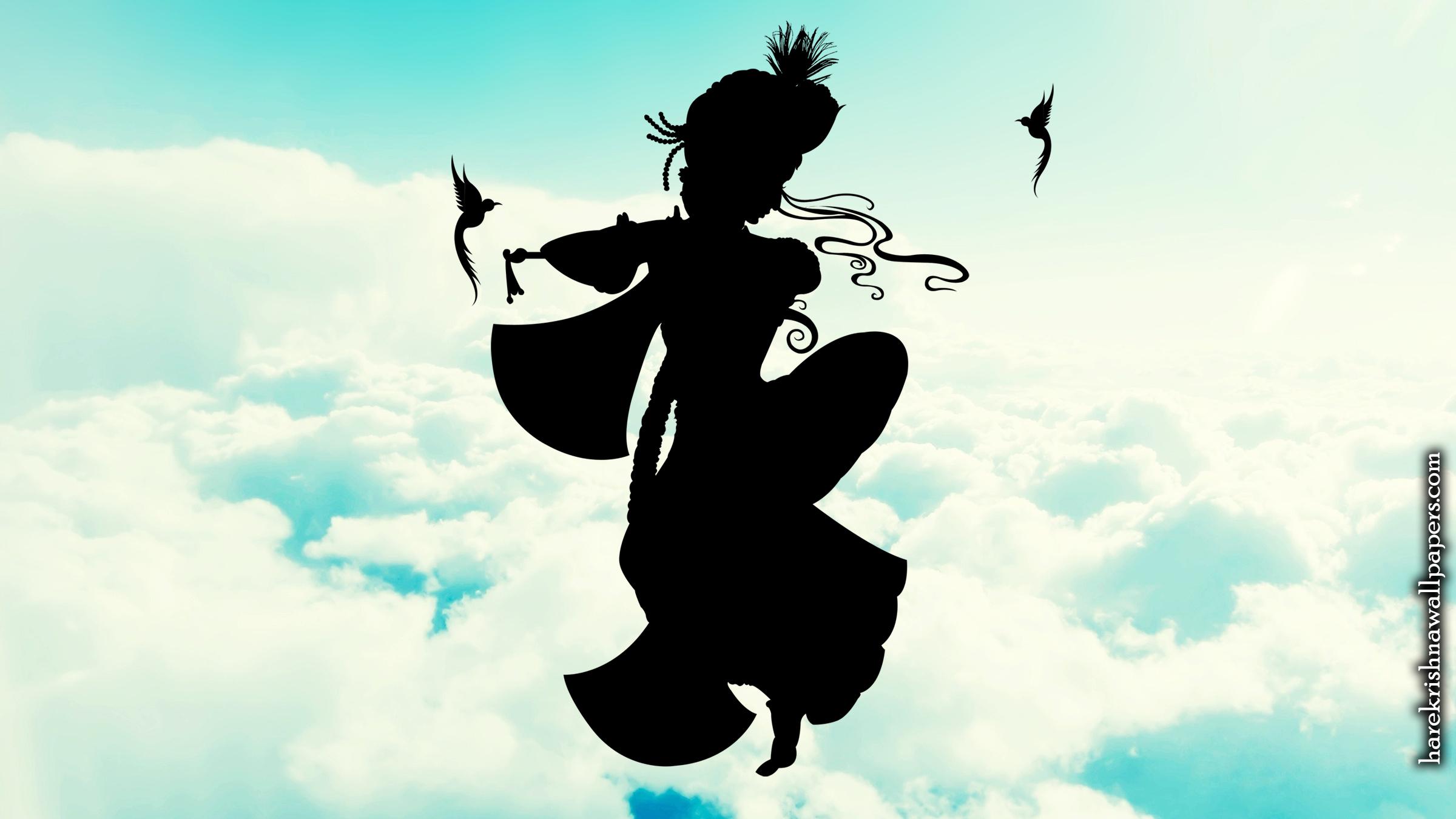 Krishna Wallpaper (001) Size 2400x1350 Download
