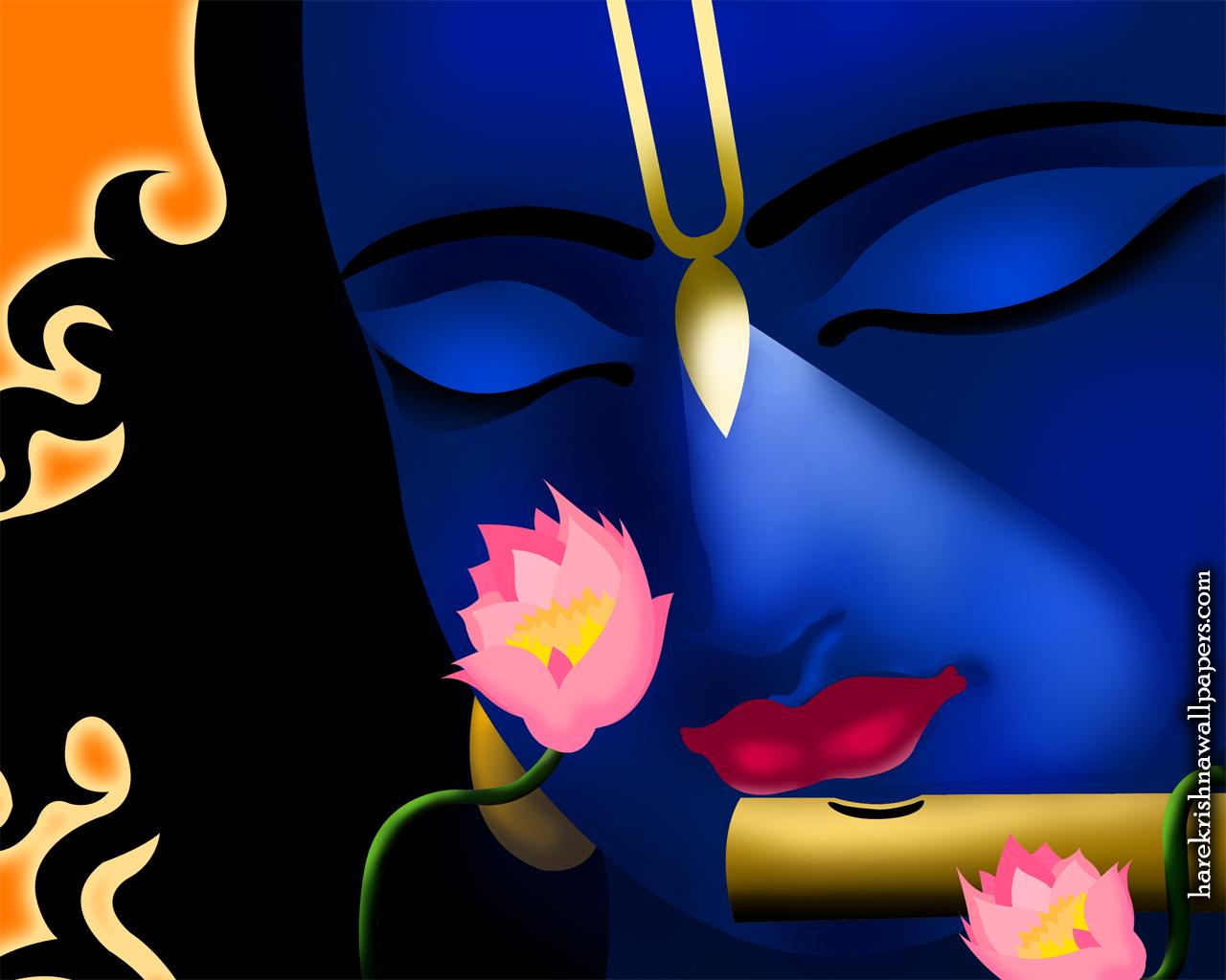 Krishna Wallpaper (002) Size 1280x1024 Download
