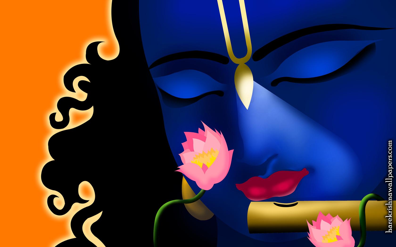 Krishna Wallpaper (002) Size 1680x1050 Download