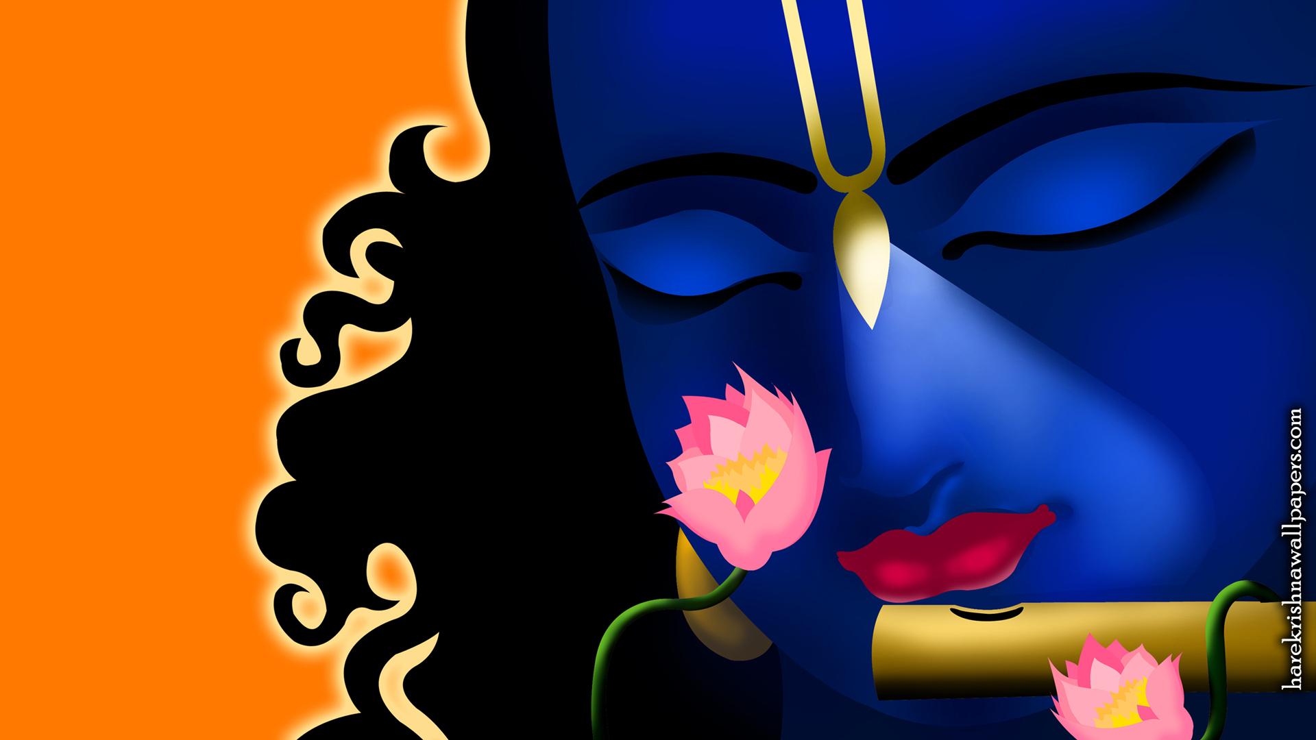 Krishna Wallpaper (002) Size 1920x1080 Download