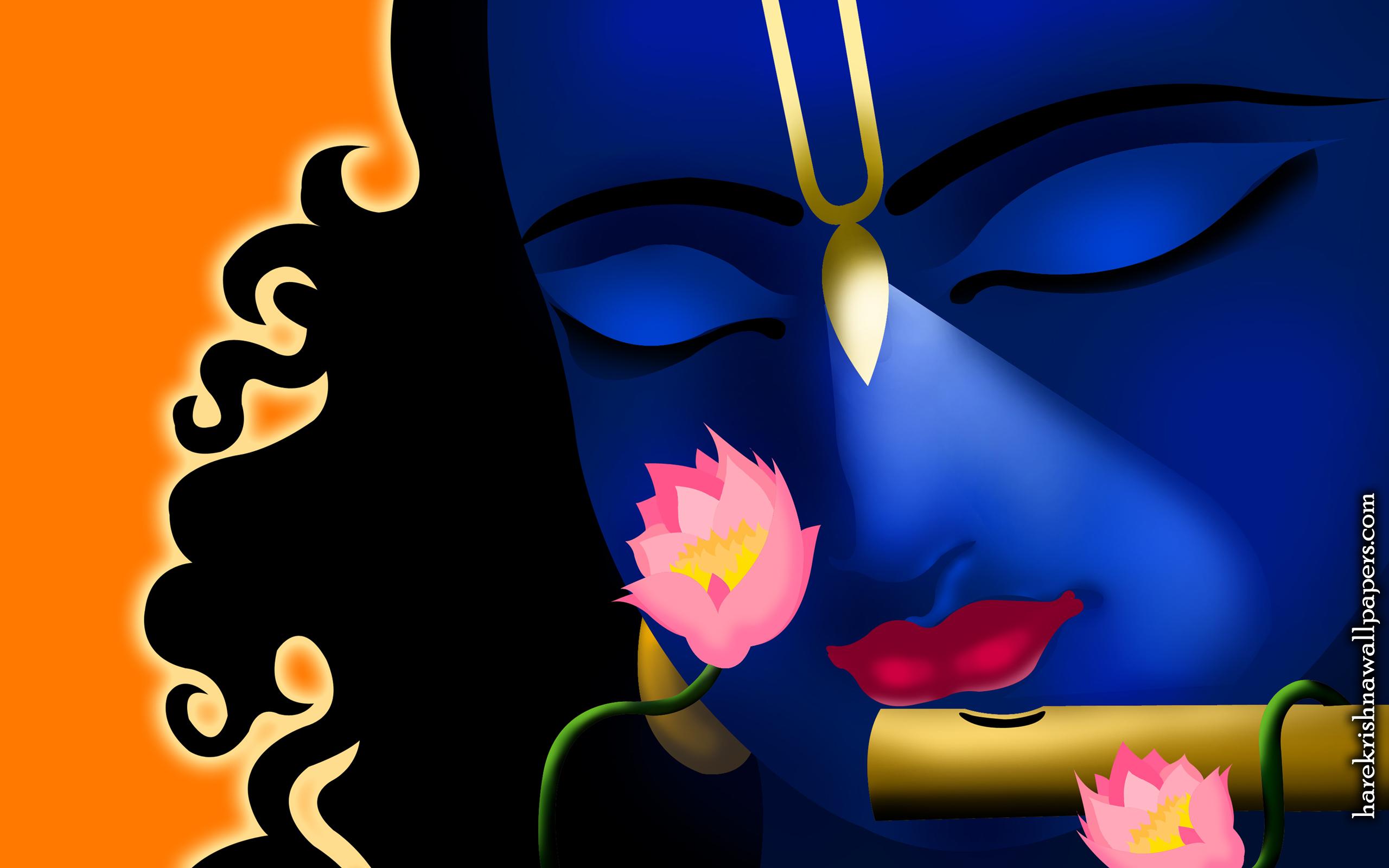 Krishna Wallpaper (002) Size 2560x1600 Download