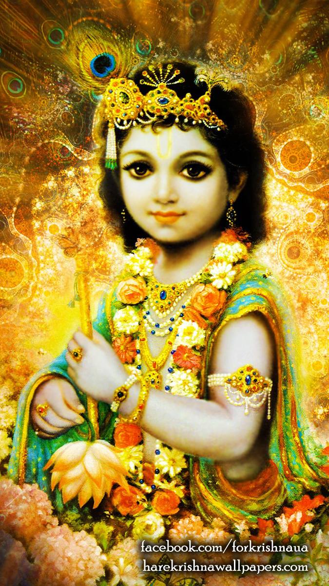 Krishna Wallpaper (004) Size 675x1200 Download