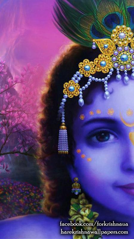 Krishna Wallpaper (005) Size 450x800 Download