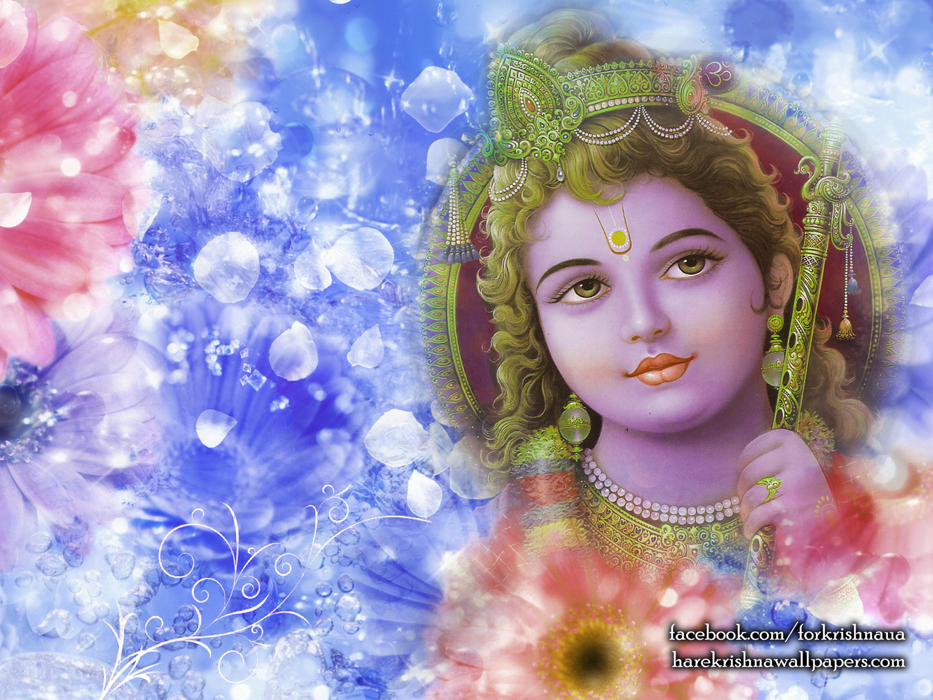 Krishna Wallpaper (006) Size 1920x1440 Download