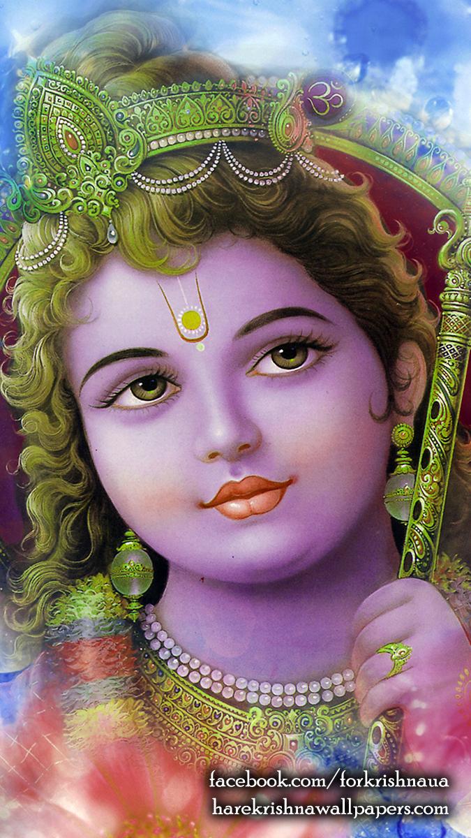 Krishna Wallpaper (006) Size 675x1200 Download