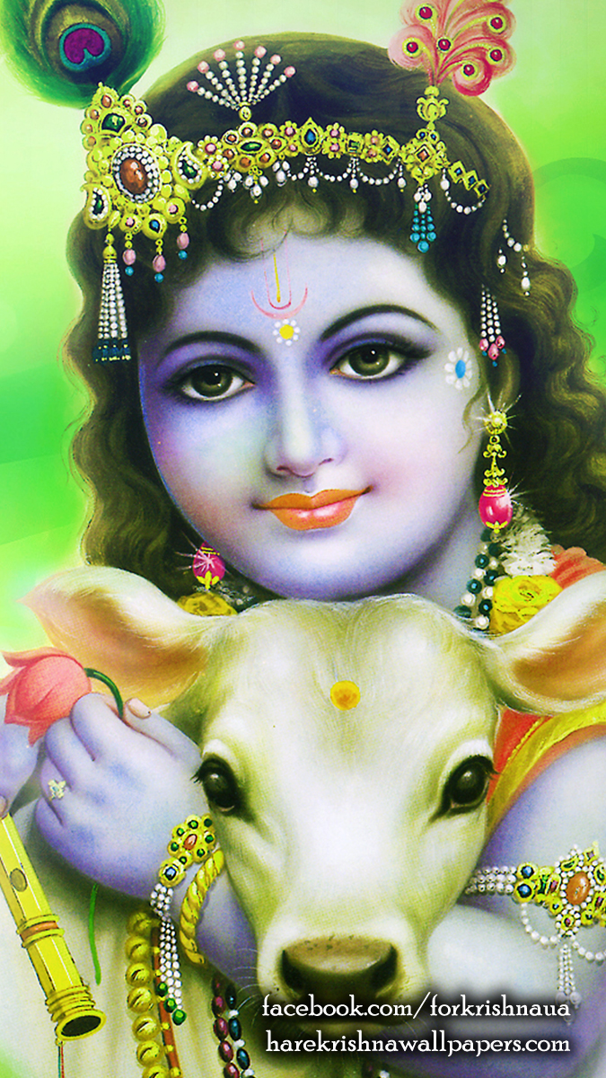 Krishna Wallpaper (007) Size 675x1200 Download