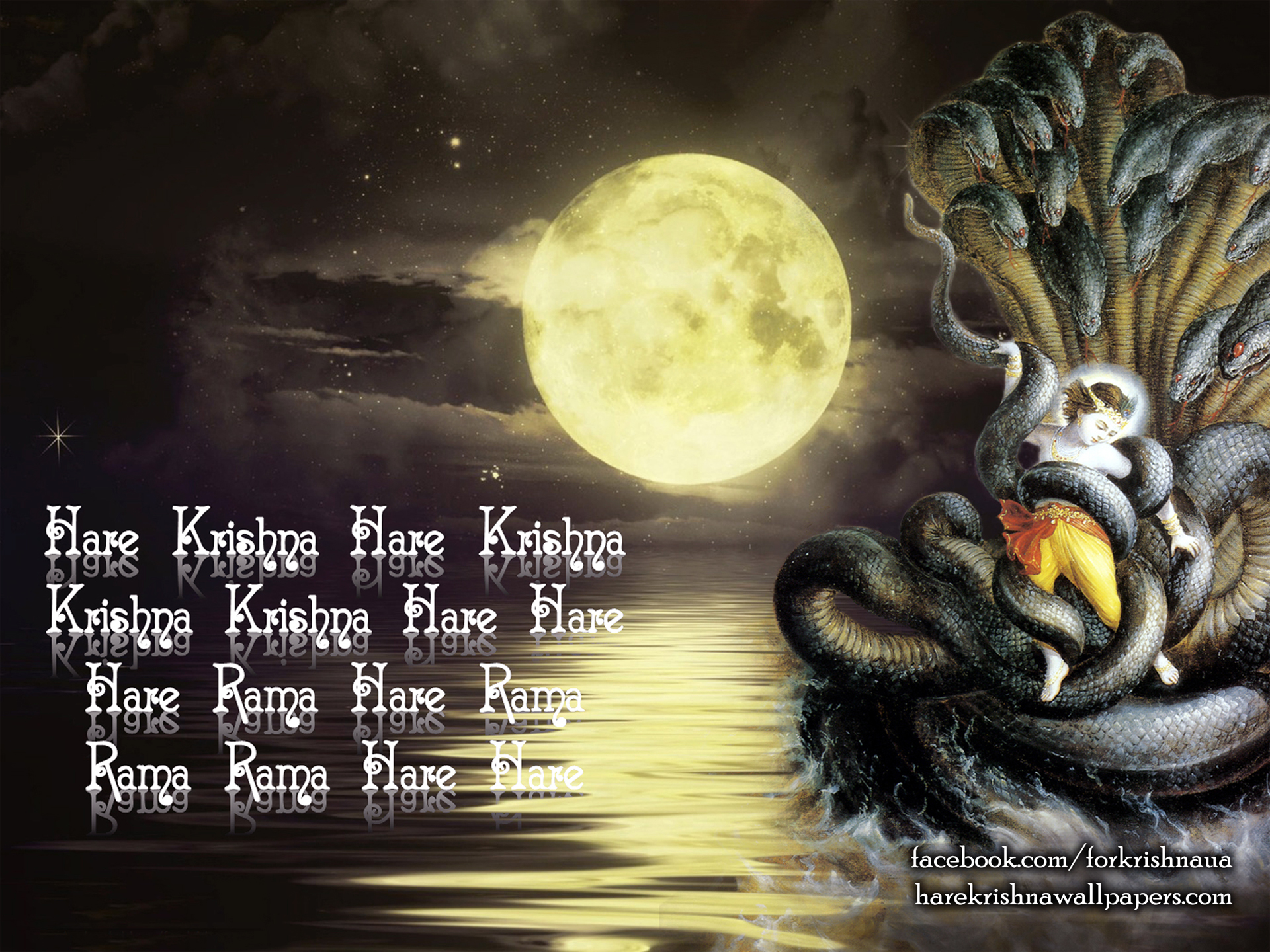 Krishna Wallpaper (008) Size 1920x1440 Download