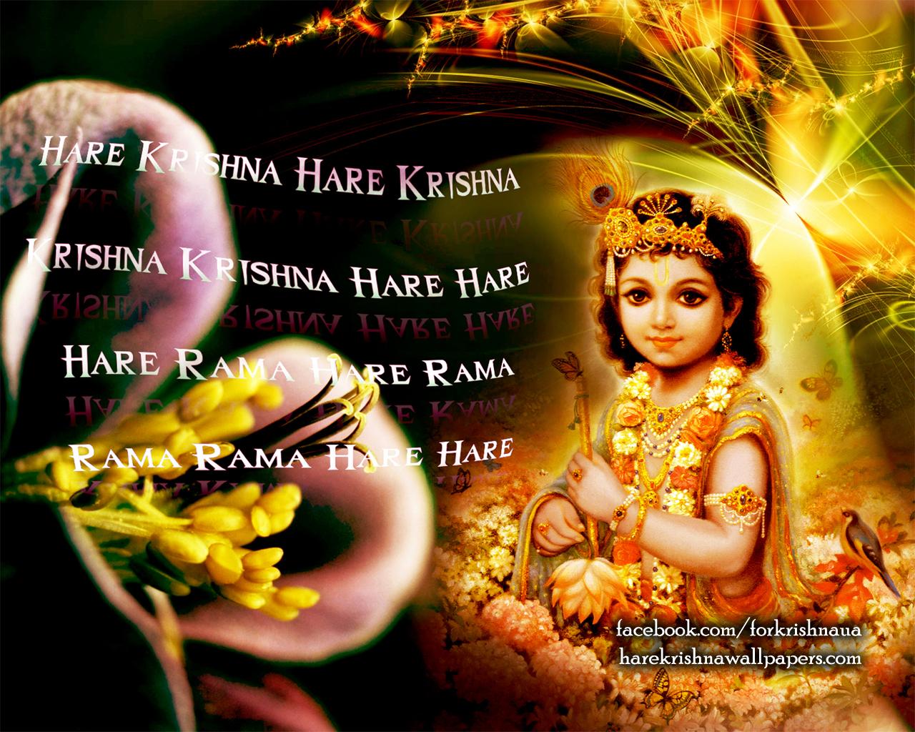 Krishna Wallpaper (011) Size 1280x1024 Download