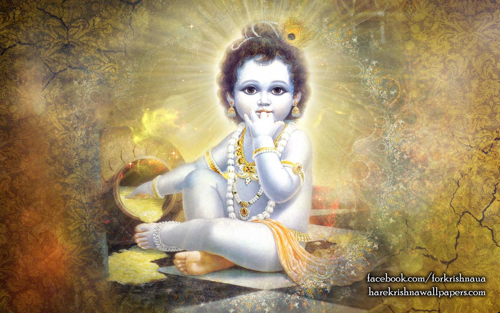 Krishna Wallpaper (013) Size 1680x1050 Download