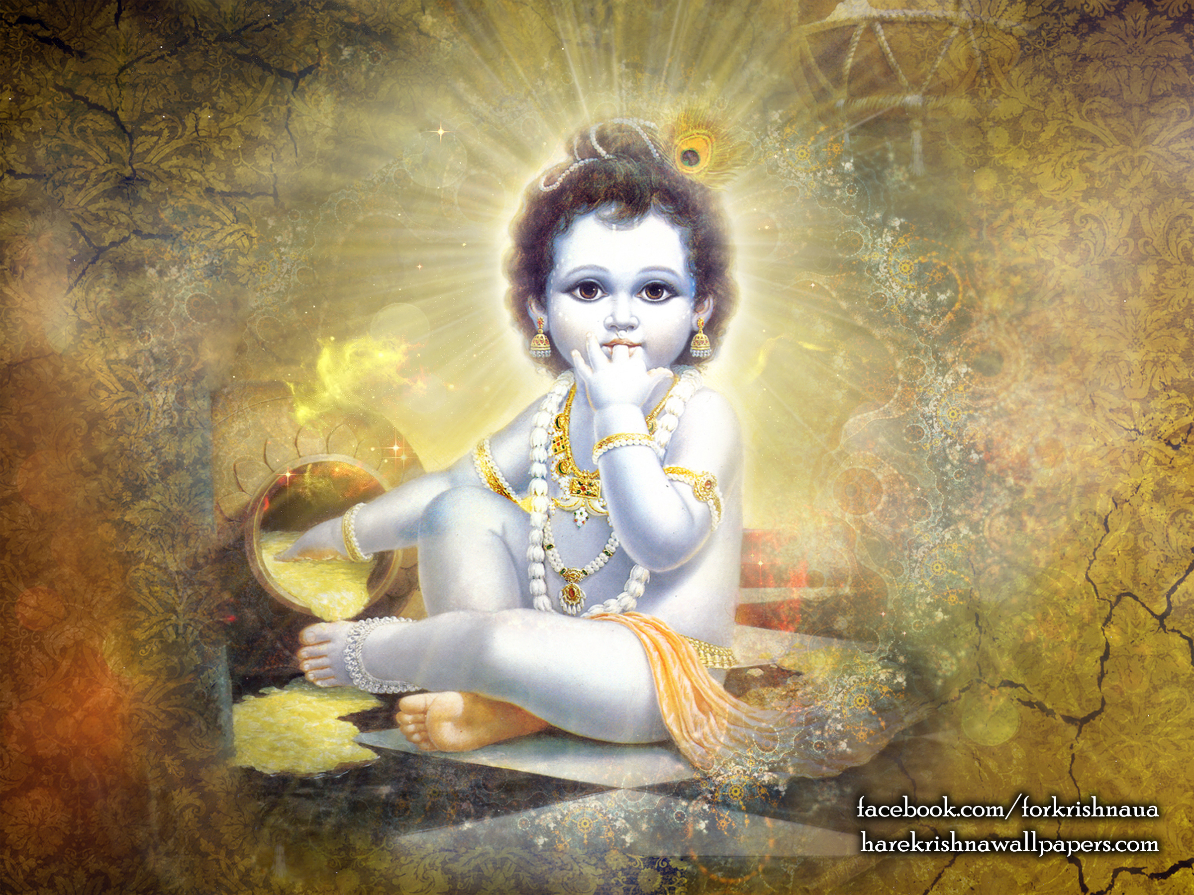 Krishna Wallpaper (013) Size 2400x1800 Download