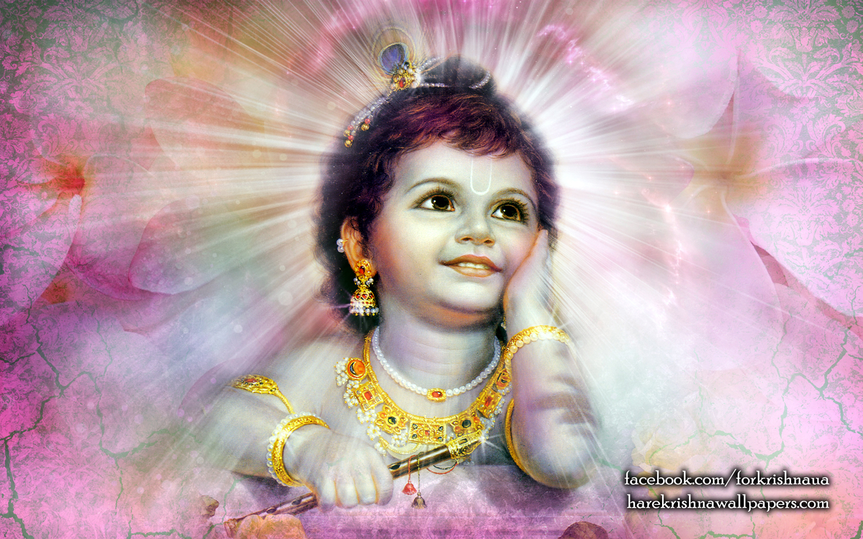 Krishna Wallpaper (014) Size 1680x1050 Download