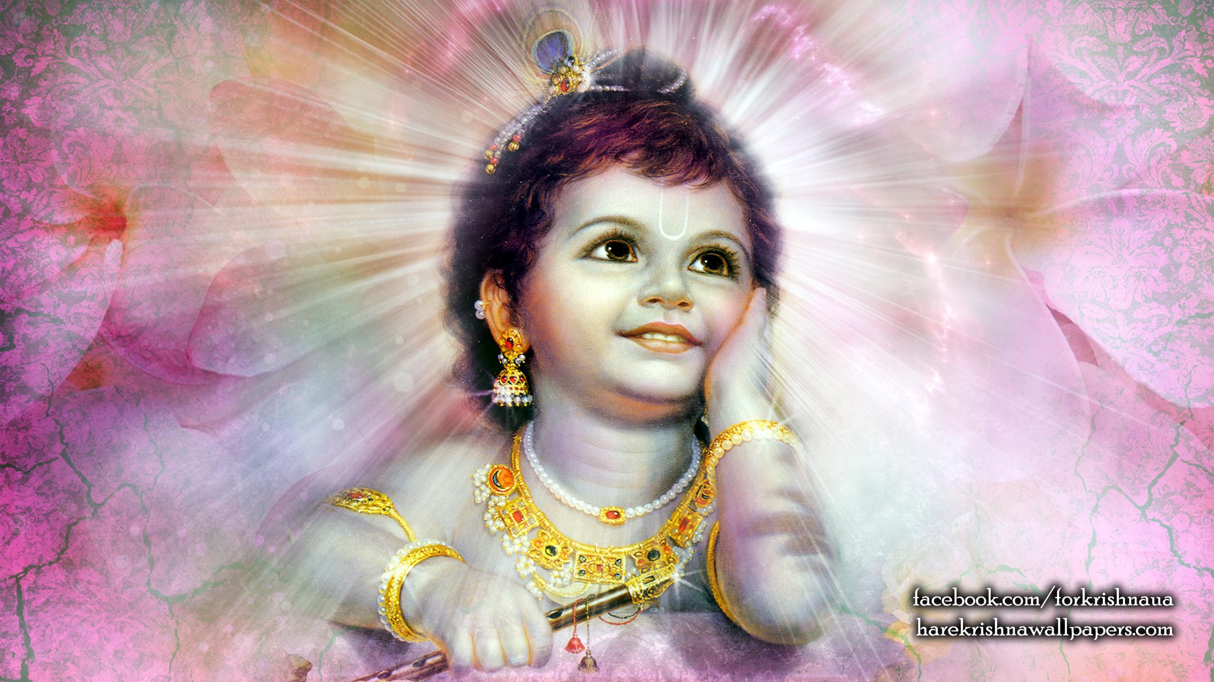 Krishna Wallpaper (014) Size 2400x1350 Download
