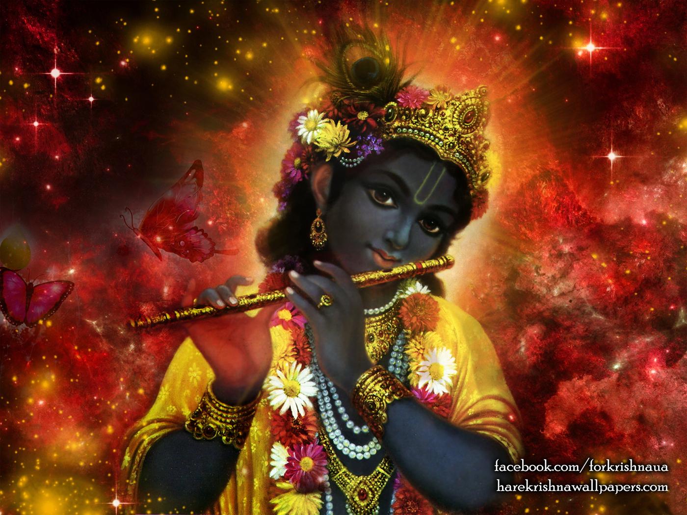 Krishna Wallpaper (015) Size 1400x1050 Download