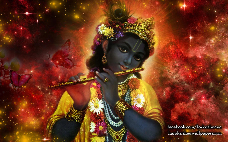 Krishna Wallpaper (015) Size 1440x900 Download