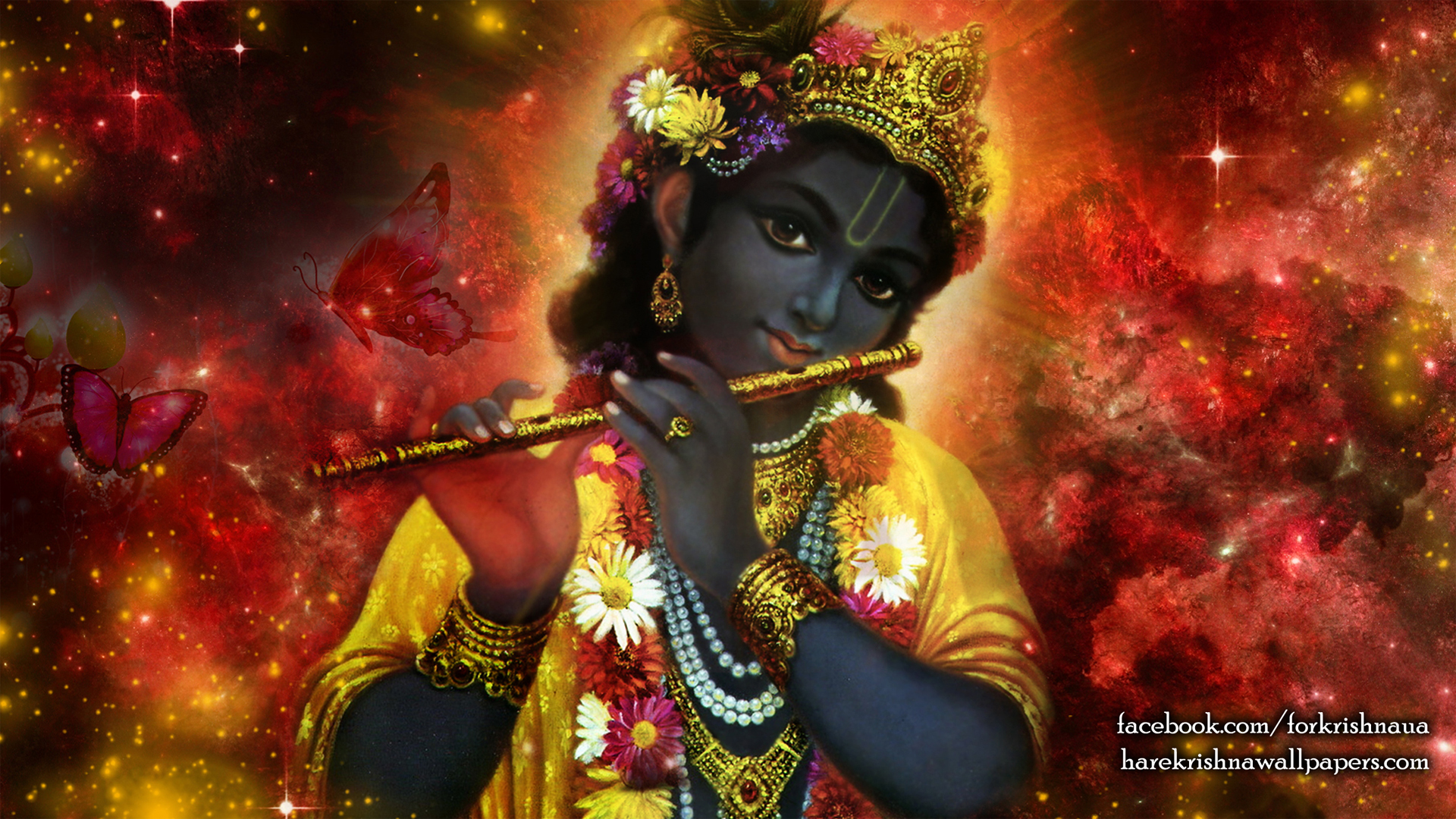 Krishna Wallpaper (015) Size 1920x1080 Download