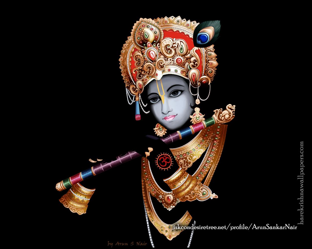 Krishna Wallpaper (016) Size 1280x1024 Download