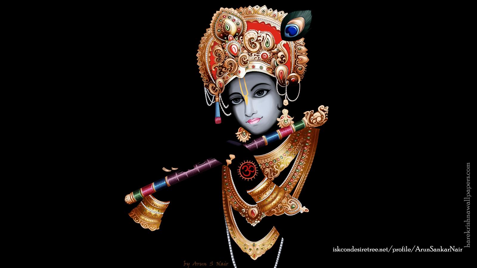 Krishna Wallpaper (016) Size 1600x900 Download