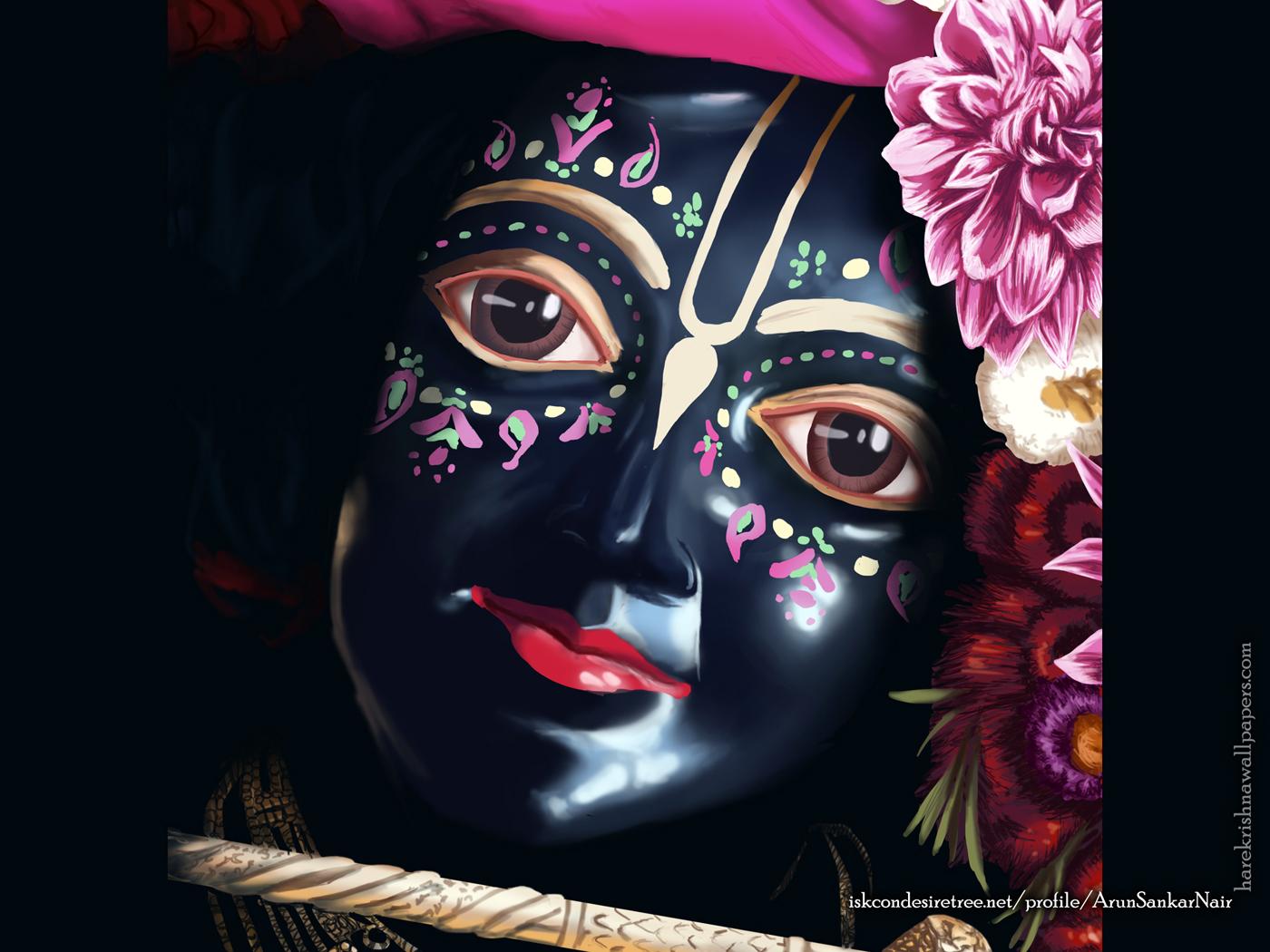 Krishna Wallpaper (020) Size 1400x1050 Download