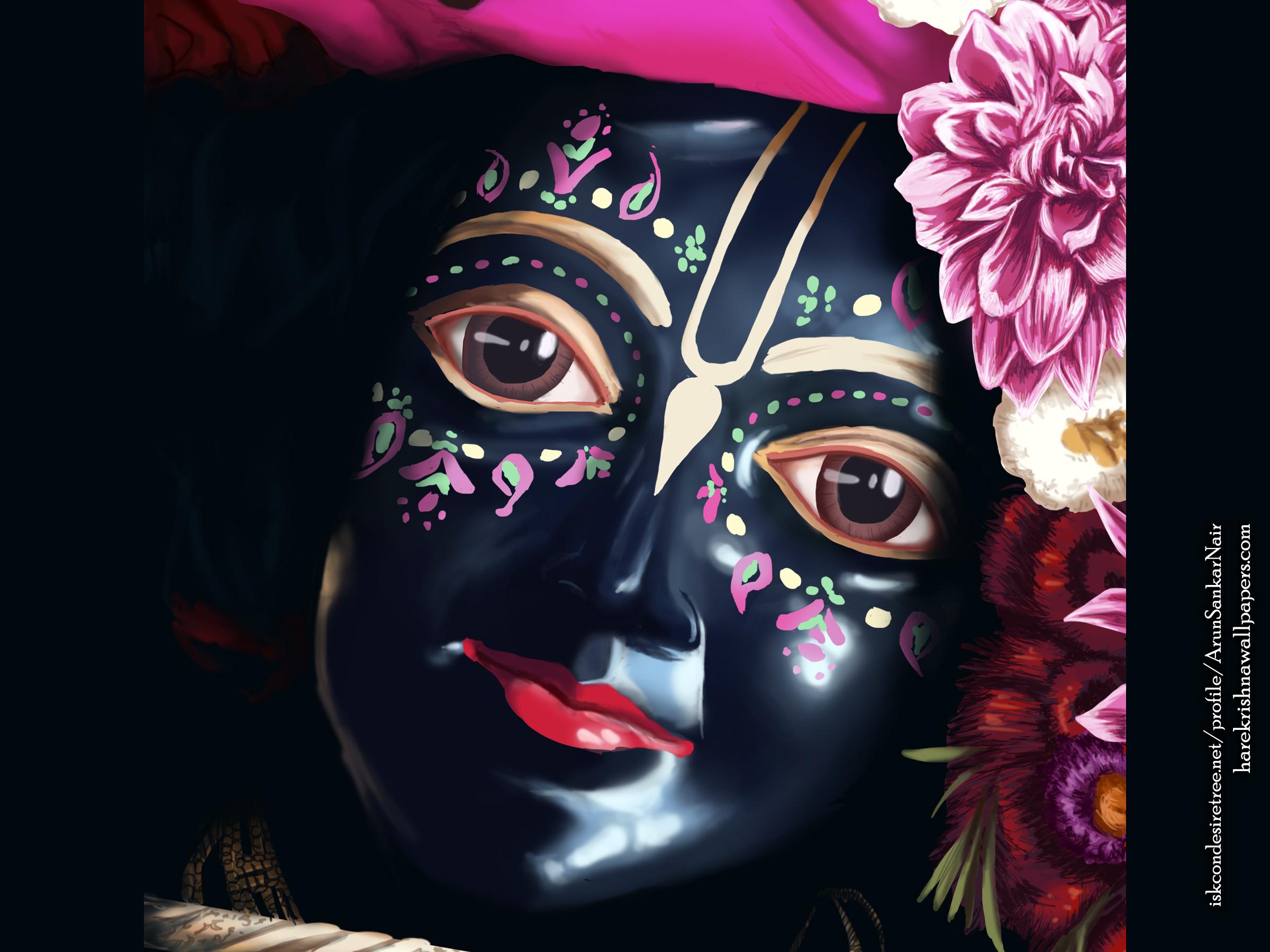 Krishna Wallpaper (020) Size 2400x1800 Download