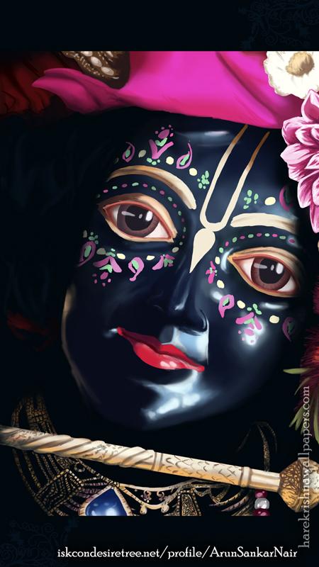 Krishna Wallpaper (020) Size 450x800 Download