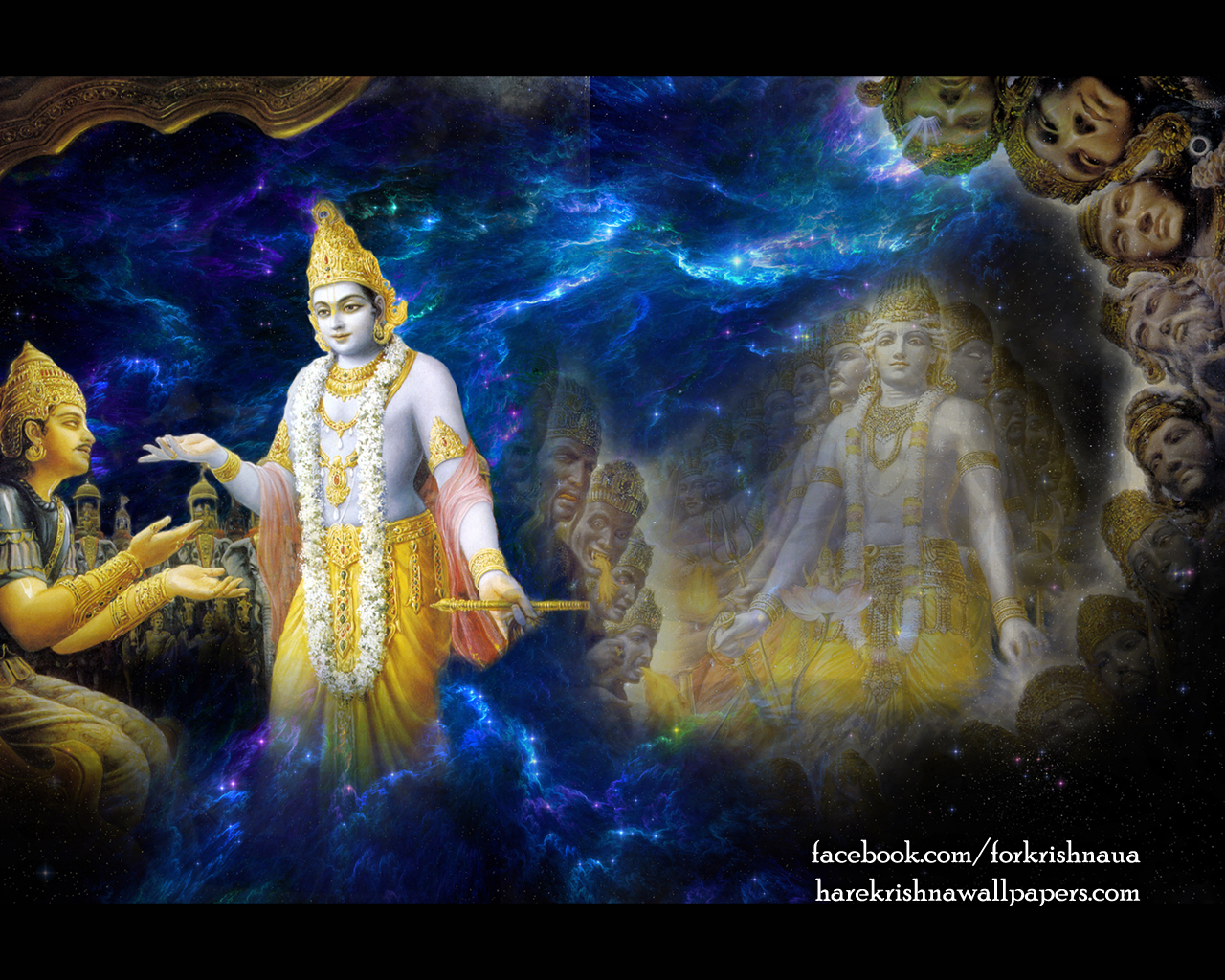 Krishna Wallpaper (022) Size 1280x1024 Download