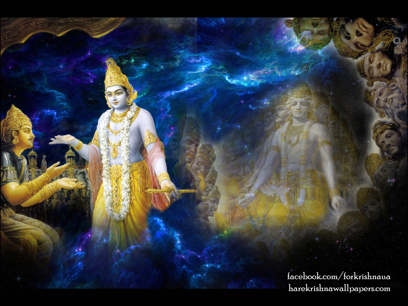Krishna Wallpaper (022) Size 1400x1050 Download