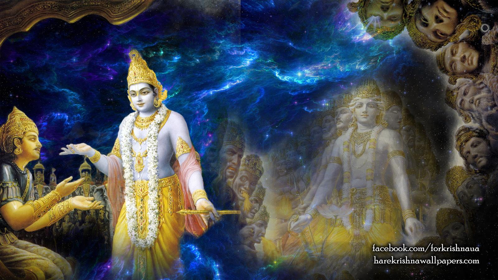 Krishna Wallpaper (022) Size 1600x900 Download