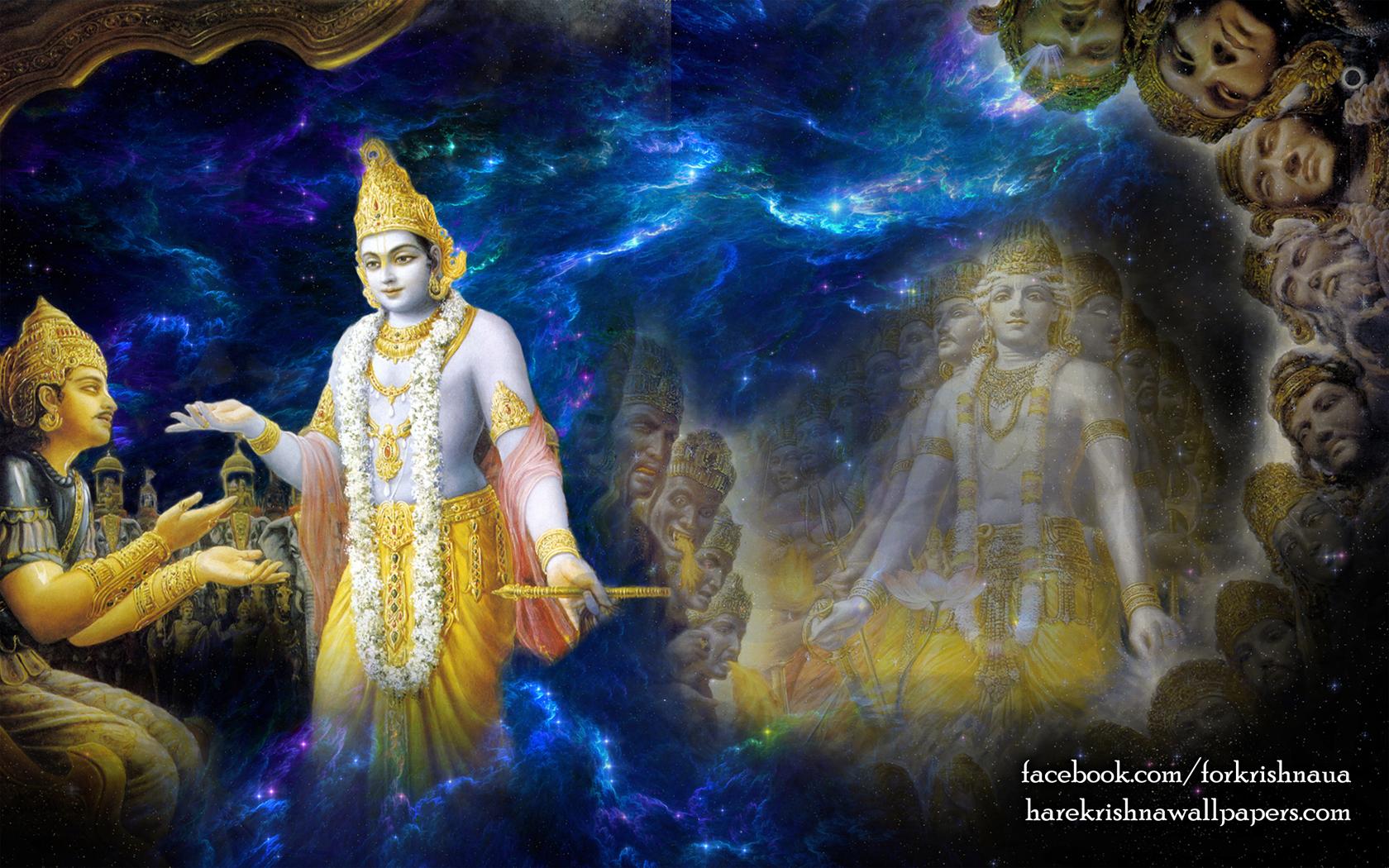 Krishna Wallpaper (022) Size 1680x1050 Download