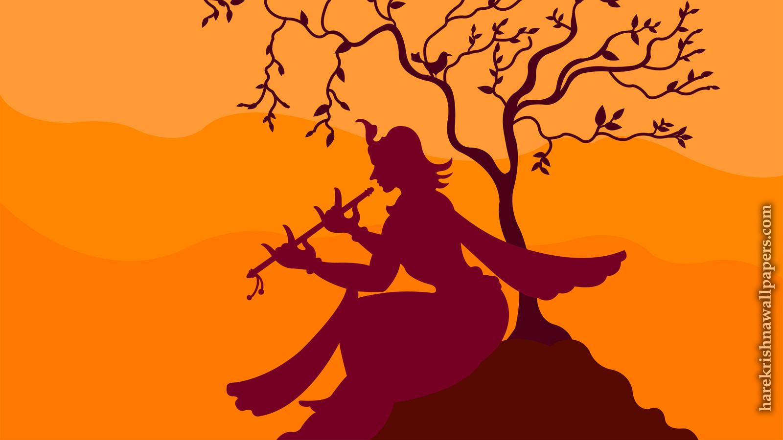 Krishna Wallpaper (023) Size 1600x900 Download
