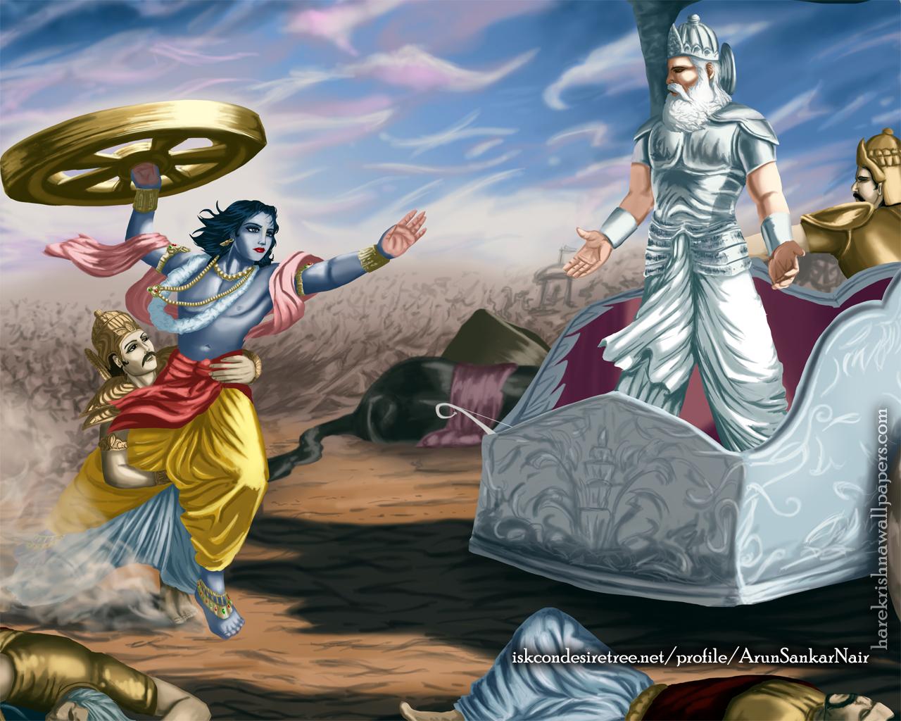 Krishna Wallpaper (024) Size 1280x1024 Download
