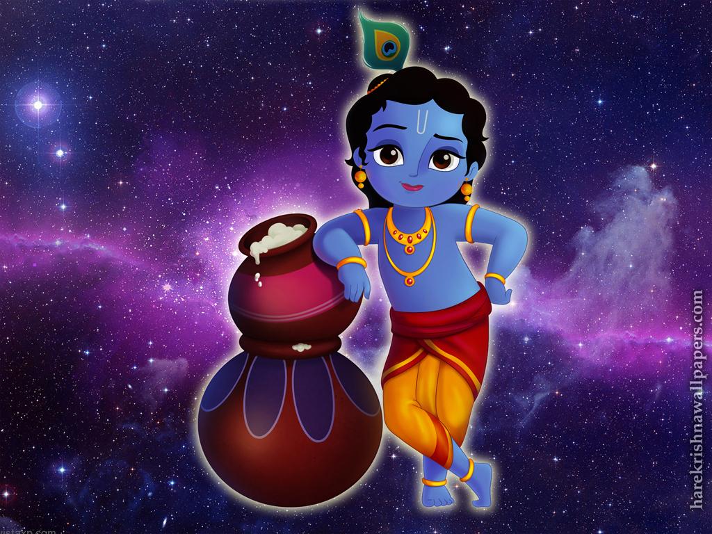 Krishna Wallpaper (026) Size 1024x768 Download