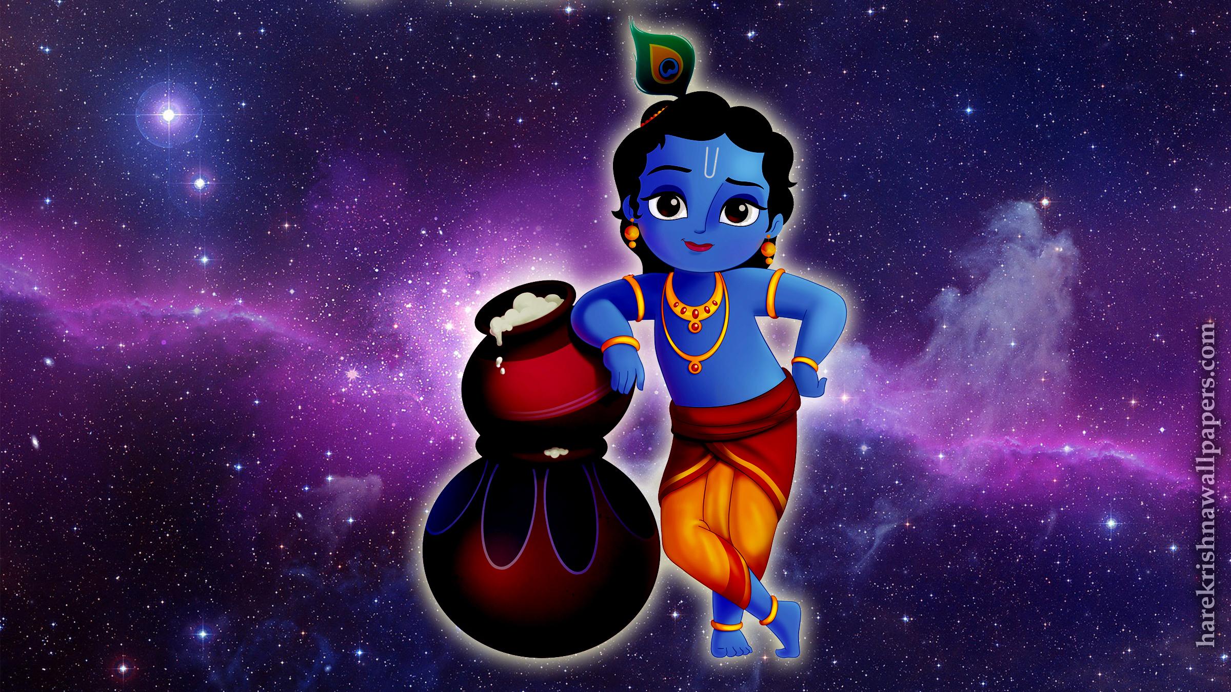 Krishna Wallpaper (026) Size 2400x1350 Download