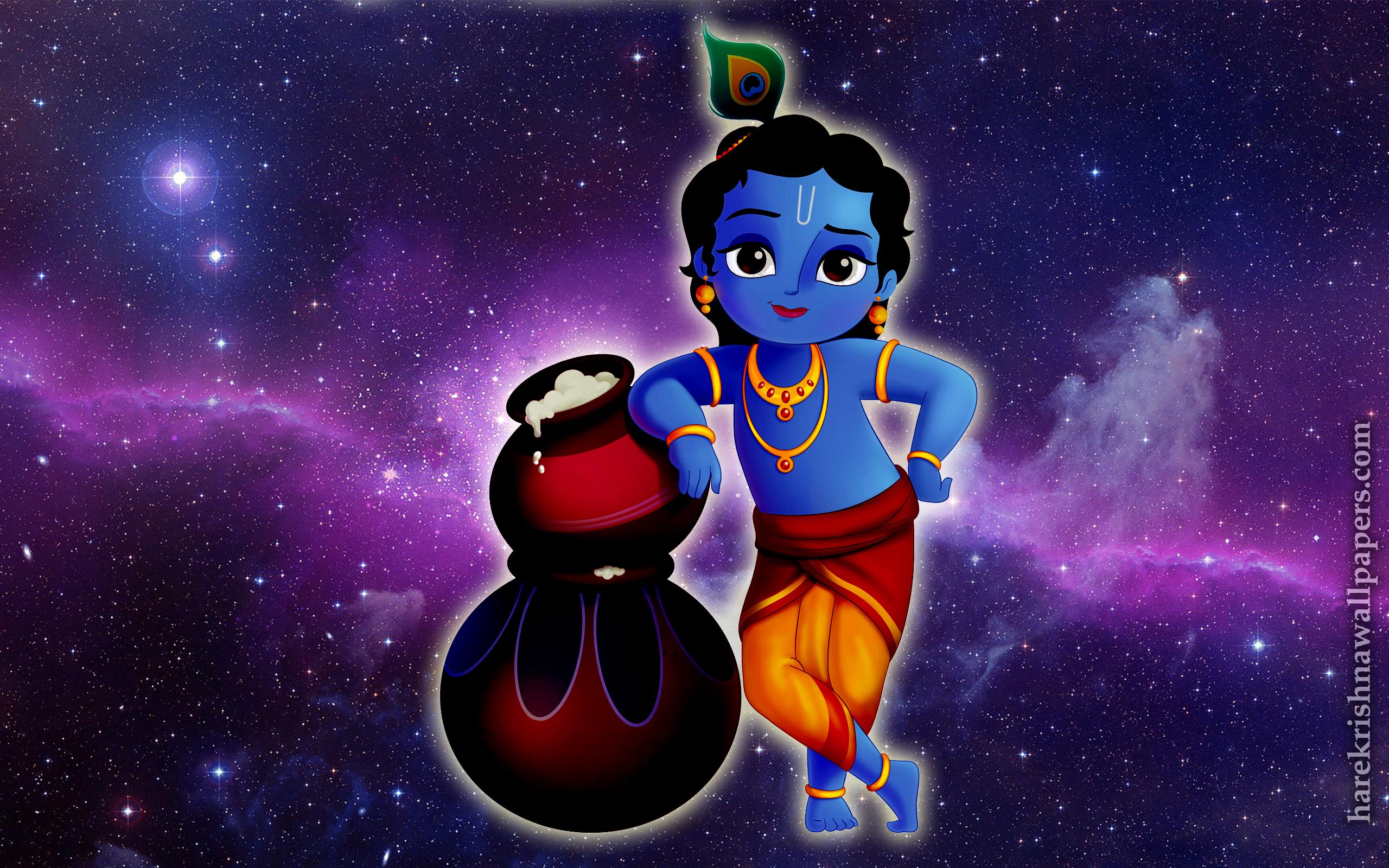 Krishna Wallpaper (026) Size 2560x1600 Download