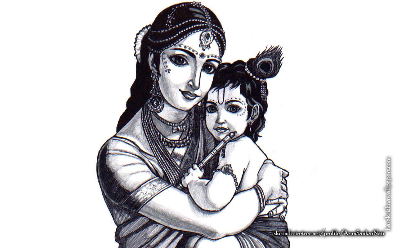 Krishna Wallpaper (031) Size 1280x800 Download