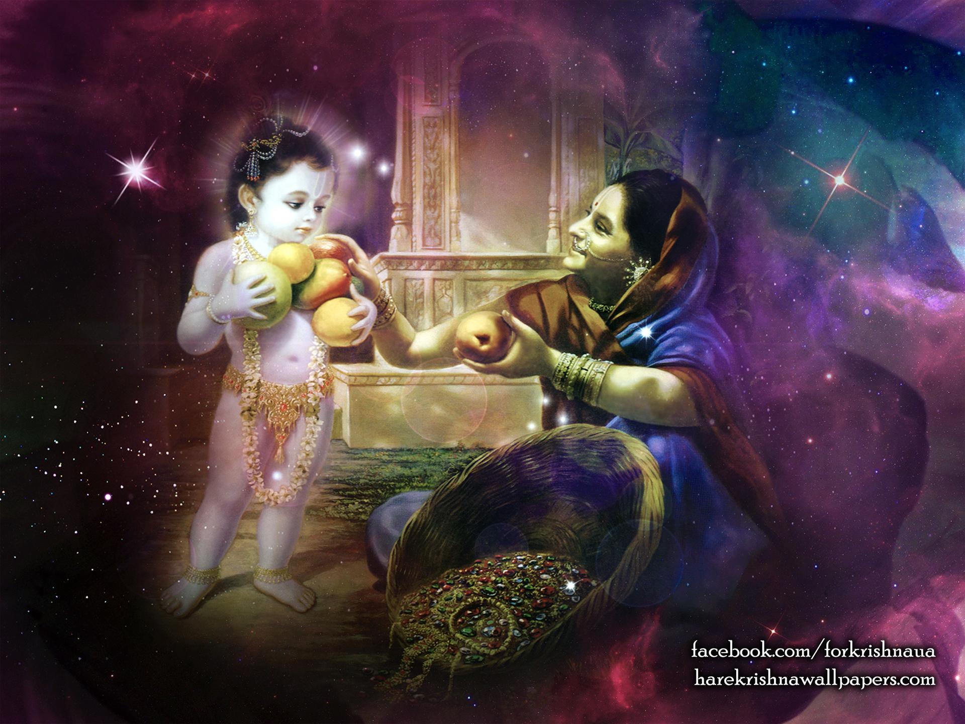 Krishna Wallpaper (032) Size 1920x1440 Download