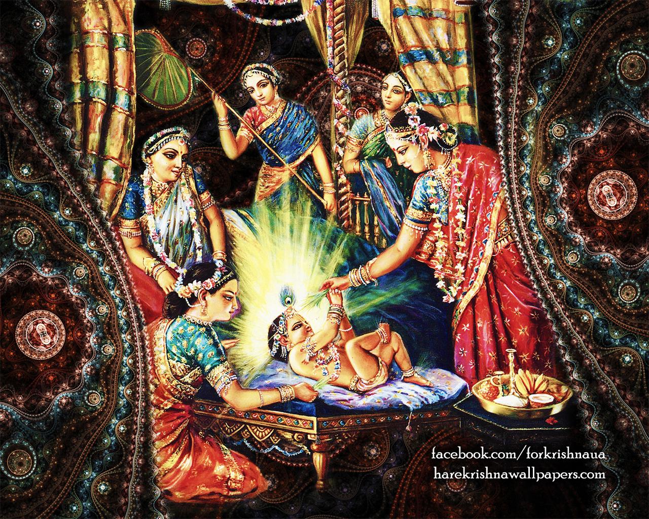 Krishna Wallpaper (033) Size 1280x1024 Download
