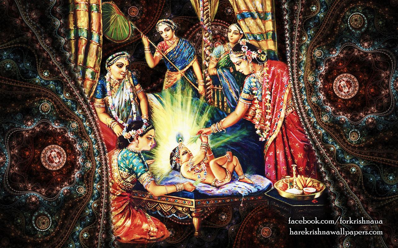 Krishna Wallpaper (033) Size 1280x800 Download