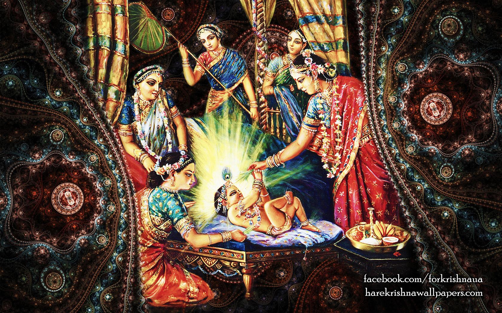 Krishna Wallpaper (033) Size 1680x1050 Download