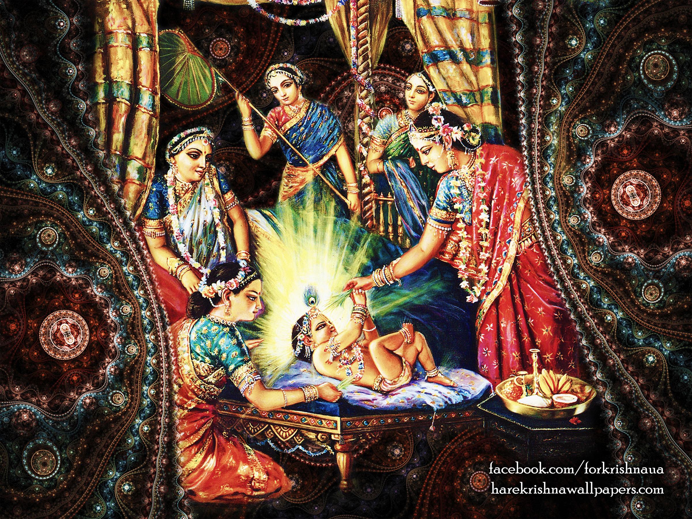 Krishna Wallpaper (033) Size 2400x1800 Download