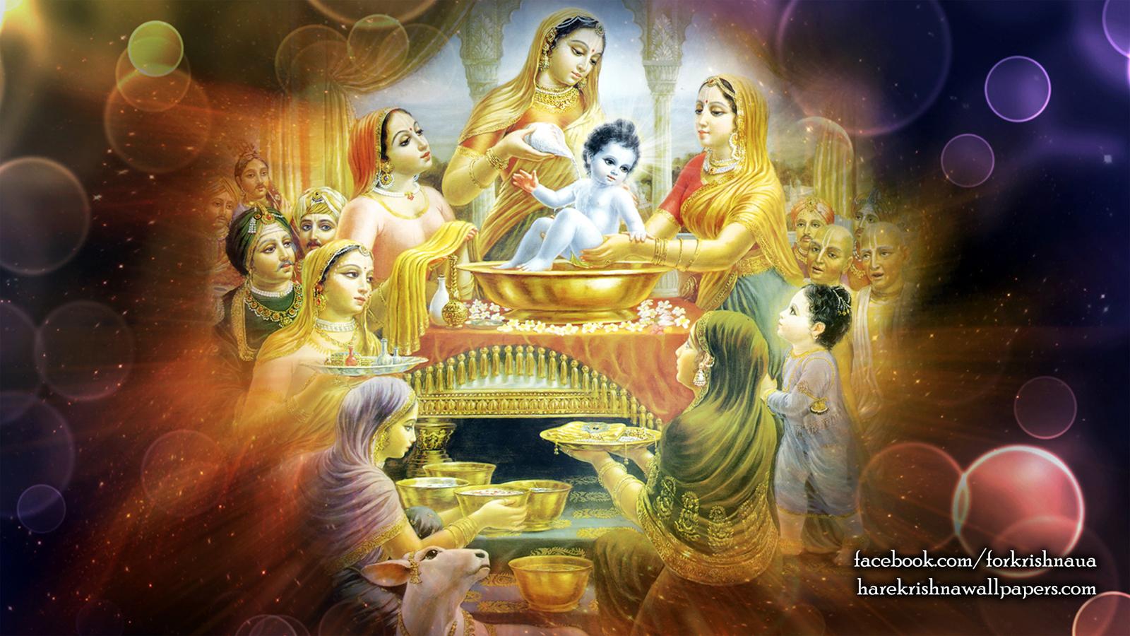 Krishna Wallpaper (035) Size 1600x900 Download