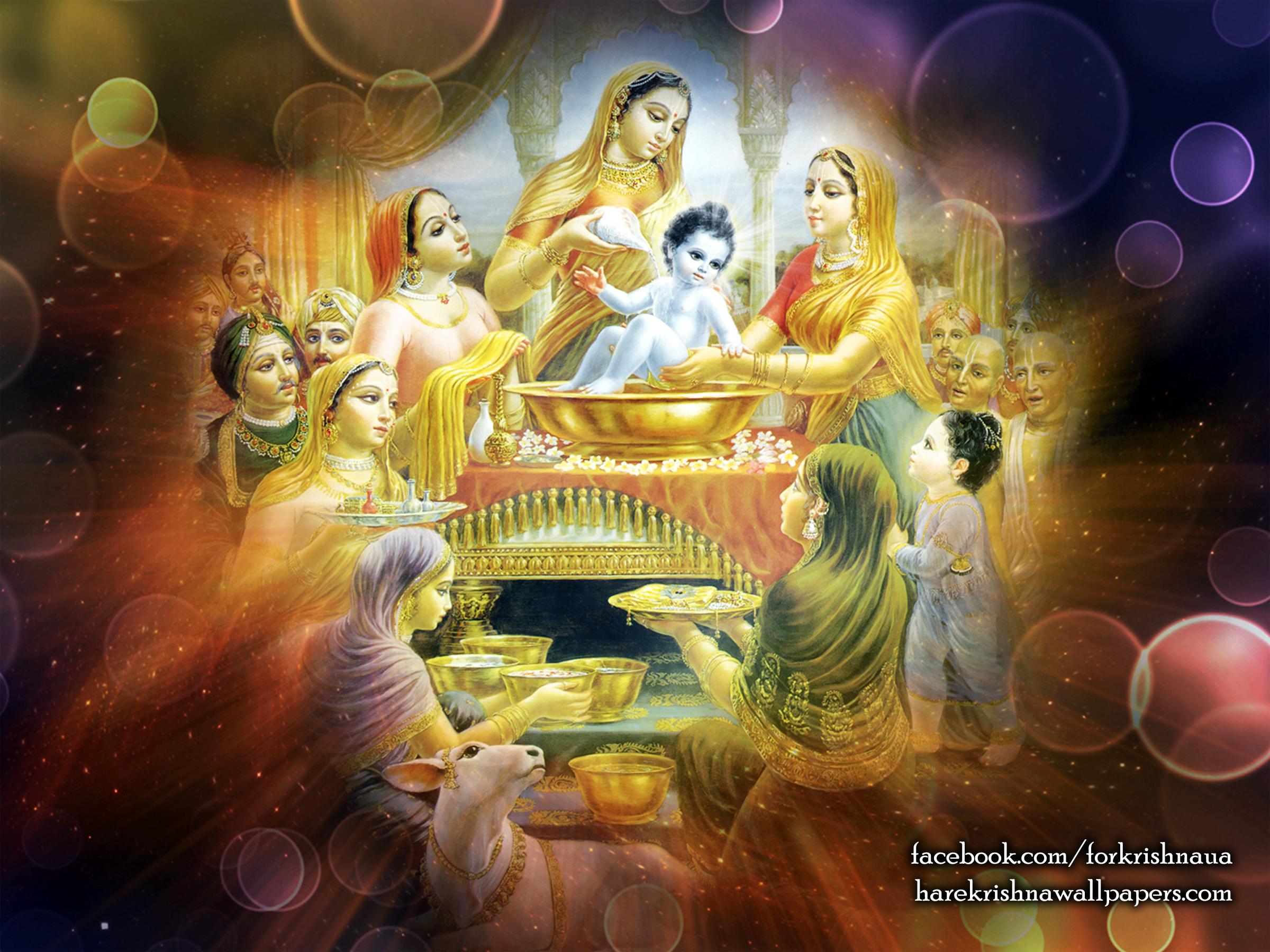 Krishna Wallpaper (035) Size 2400x1800 Download