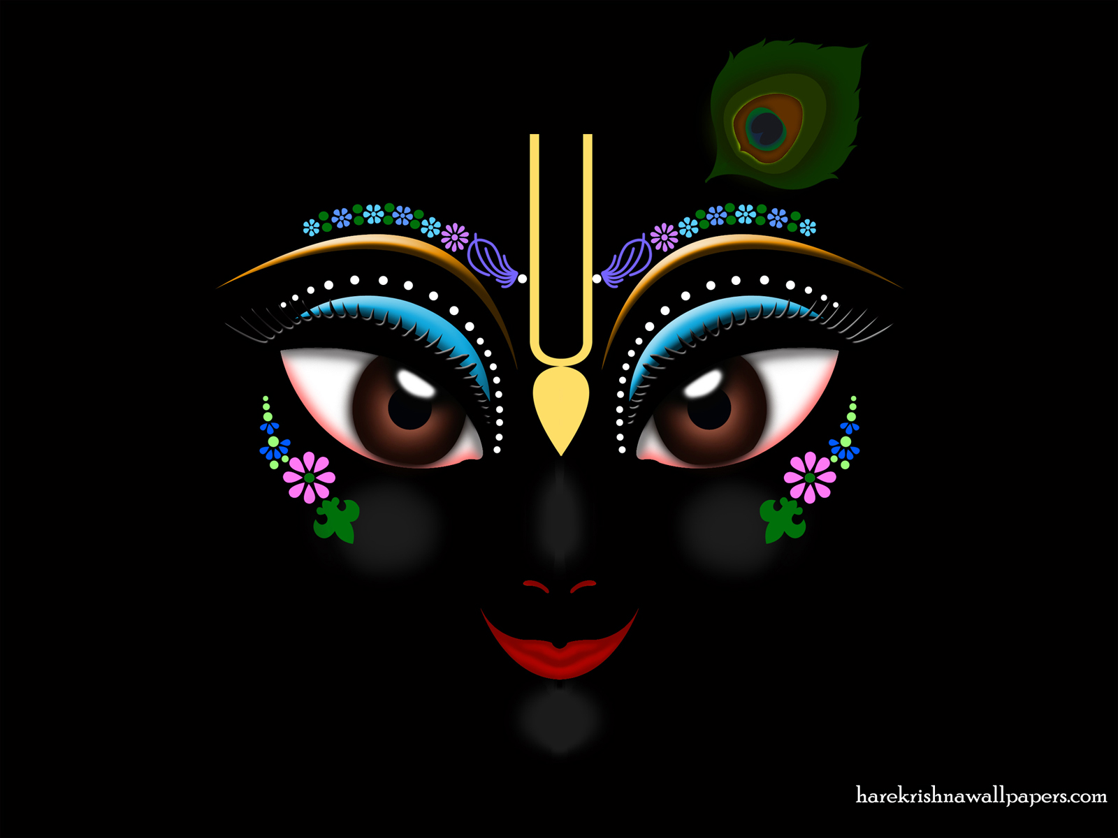 Krishna Wallpaper (037) Size1600x1200 Download