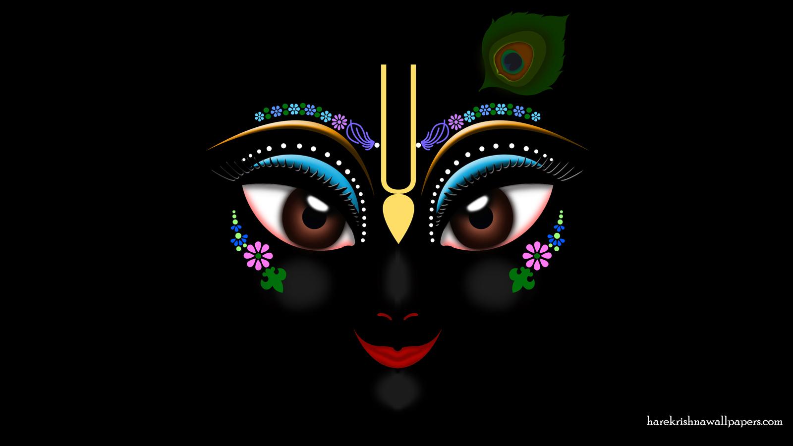 Krishna Wallpaper (037) Size 1600x900 Download
