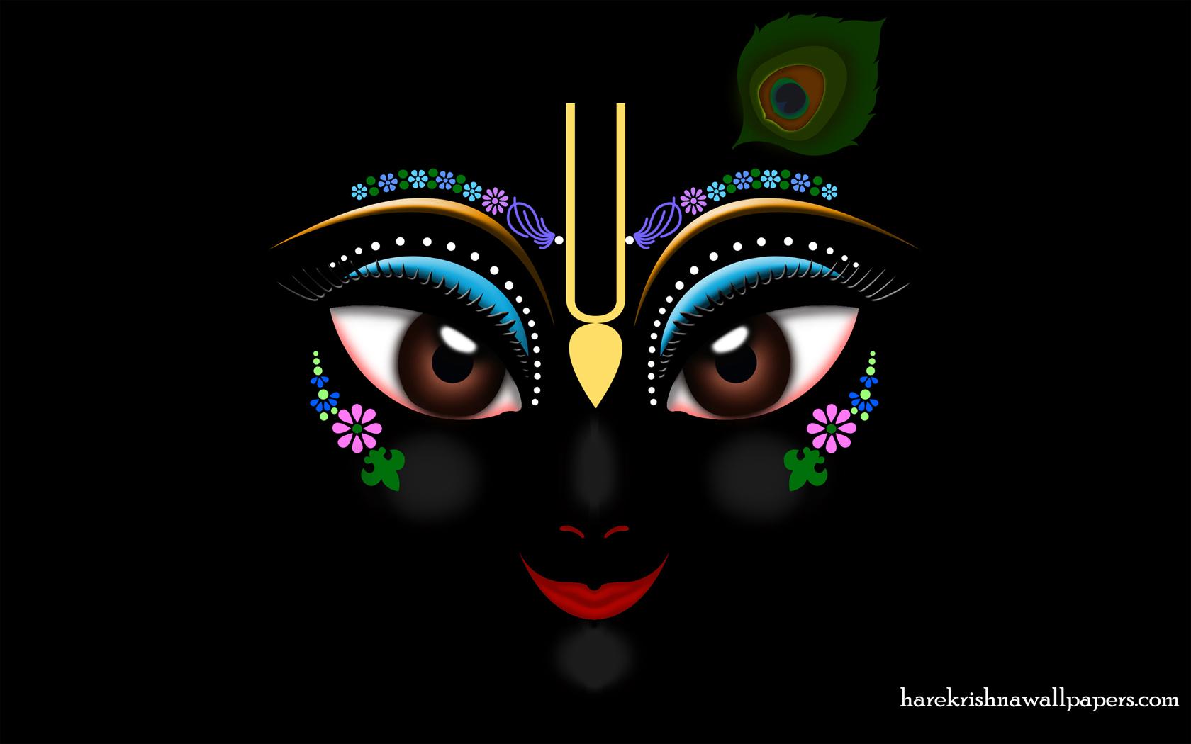 Krishna Wallpaper (037) Size 1680x1050 Download