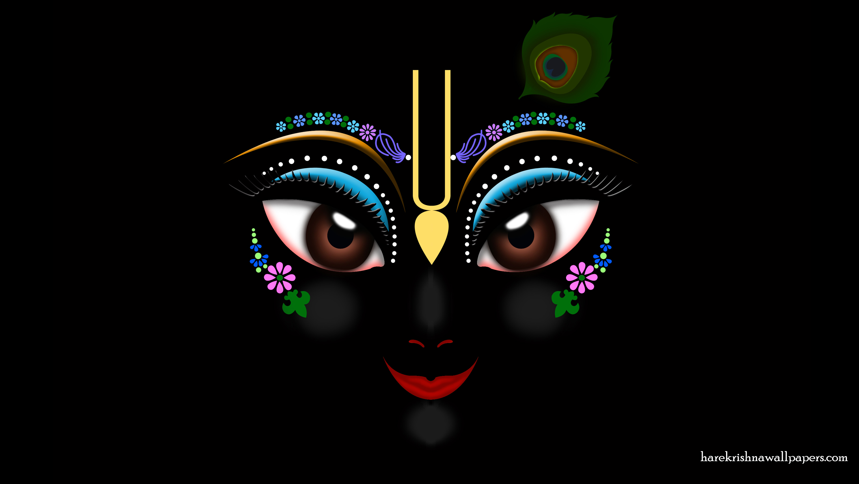 Krishna Wallpaper (037) Size 2400x1350 Download