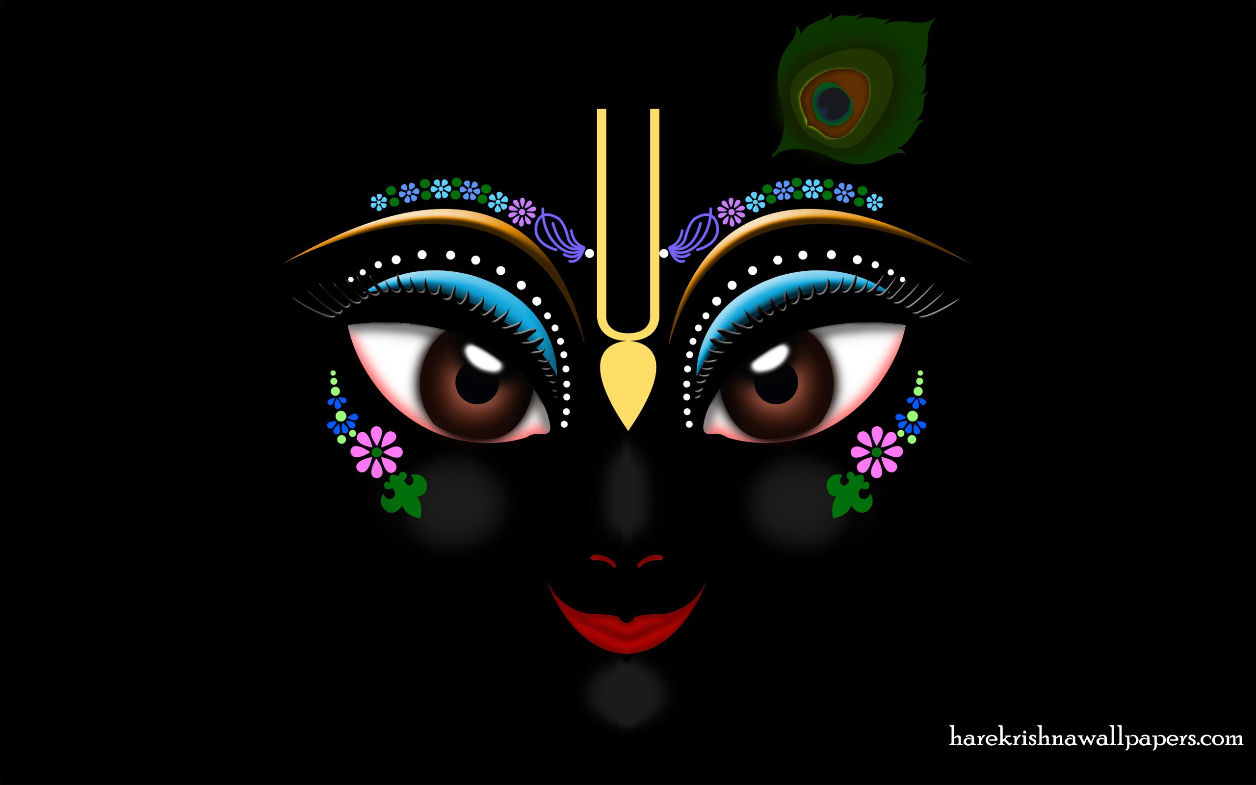 Krishna Wallpaper (037) Size 2560x1600 Download