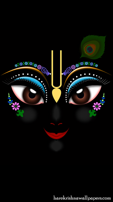 Krishna Wallpaper (037) Size 450x800 Download