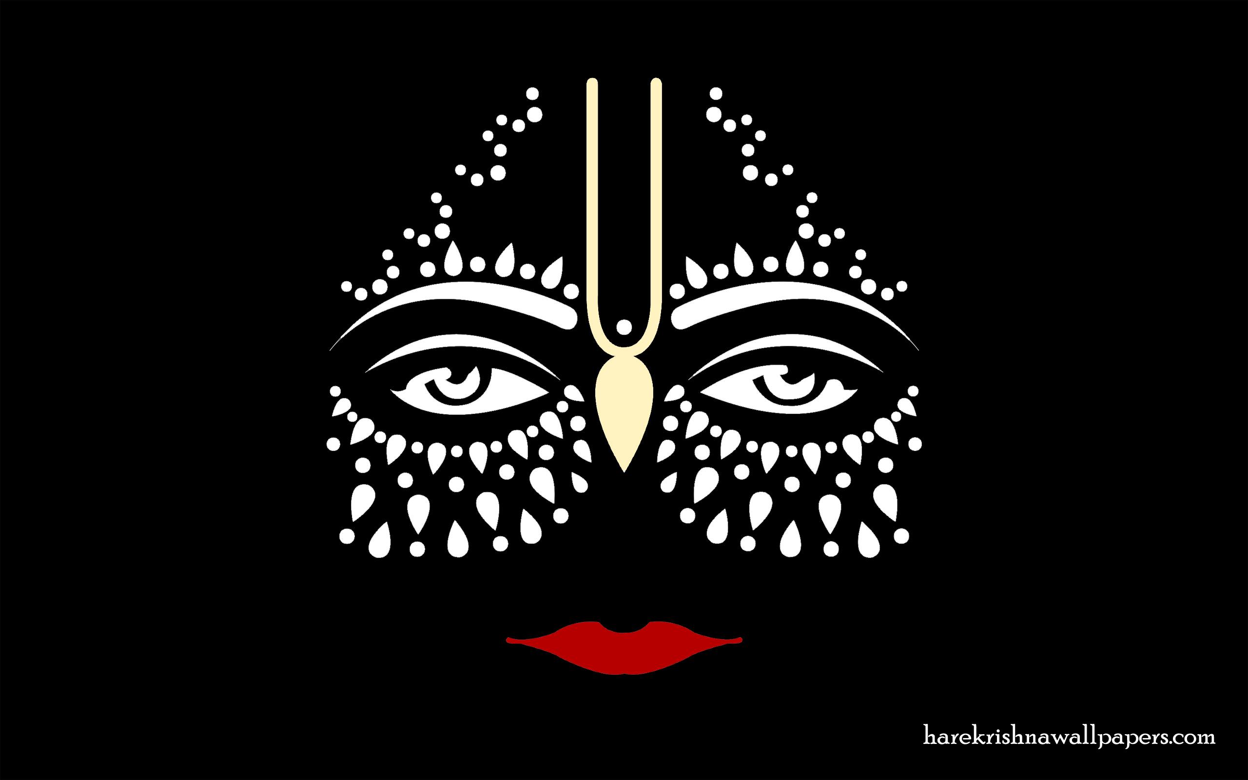 Krishna Vision Wallpaper (001) Size 2560x1600 Download