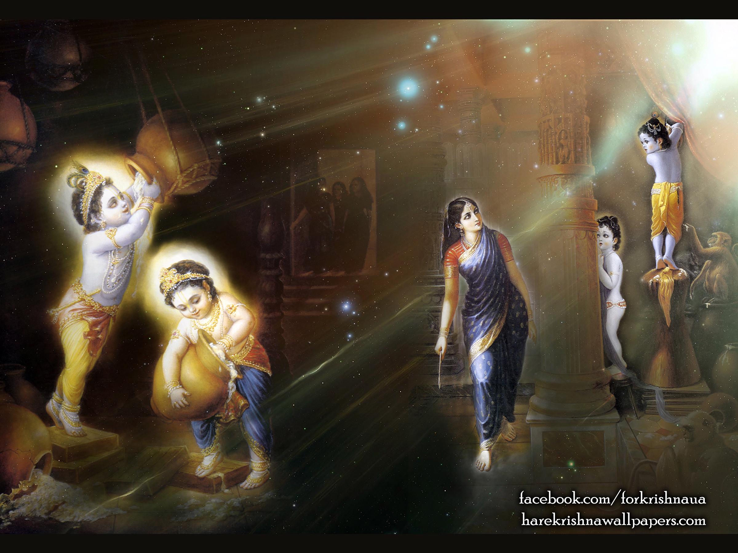 Krishna Balaram Wallpaper (004) Size 2400x1800 Download